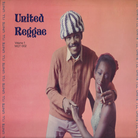 United Reggae Vol 1 - Various..Dennis Brown..Tidals..Horace Andy