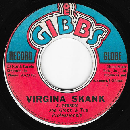 In Heaven There Is No Beer / Virginia Skank - The Happs / Johnny Lover