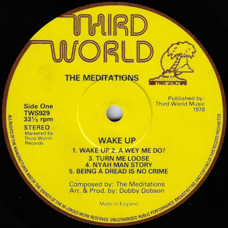 Wake Up - The Meditations