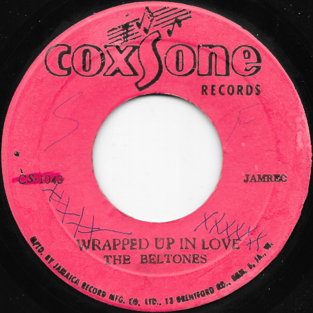 Wrapped Up In Love / Pasero - The Beltones / Im And The Sound Dimension