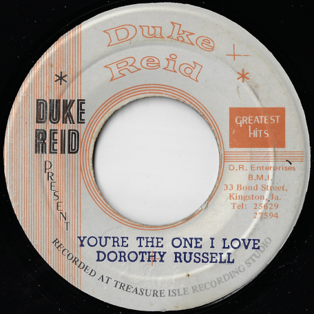 Youre The One I Love / Ver - Dorothy Russell