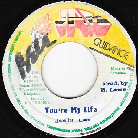 Youre My Life / Ver - Jennifer Lara