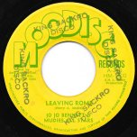 Leaving Rome / Sweet V - Jo Jo Bennett And Mudies All Stars