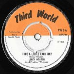 I Die A Little Each Day / A Message From Maria - Leroy Housen / Winston Jones