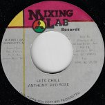 Let's Chill / Ver  - Anthony Red Rose