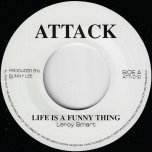 Life Is A Funny Thing / Phsams  - Leroy Smart / Trinity