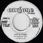 Live And Learn / Ver - Alton Ellis