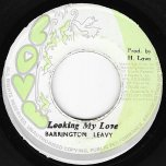 Looking My Love / Ver - Barrington Levy / Flabba