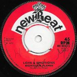 Love And Emotion / Version 2 - The Righteous Flames