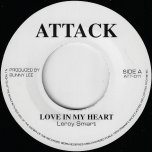Love In My Heart / Ver - Leroy Smart