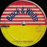 Love Is A Treasure / Let Me Go Girl - Michael Scotland / Carlton Patterson With Lloyd Parks And Trinity