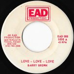 Love Love Love / Ver - Barry Brown