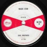 Doctor Dick / Magic Star - Lee Perry / The Soul Brothers
