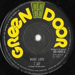 Make Love / Tic Toc Bill - I Roy / The Stars
