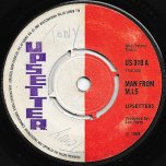 Man From MI 5 / Oh Lord - The Upsetters / West Indians
