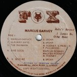 Marcus Garvey - Burning Spear