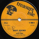 Mighty Redeemer / Mighty Ver - Justin Hinds / Duke Reid All Stars