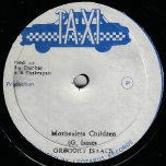 Motherless Children / Rock This Ya Reggae Beat - Gregory Isaacs