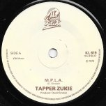 MPLA / Ver - Tapper Zukie