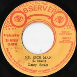 Mr Rich Man / Give Thanks (Ver) - Leroy Smart