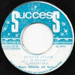Musical Attack / Shark Attack - Keith Cole / Rupie Edwards All Stars