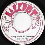 Natty Dread In Demand / Ver - Jah Stitch / The Aggrovators