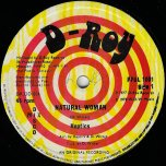 Natural Woman / Natural Dub - Heptics / D Roy Band