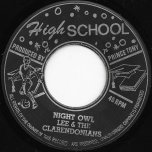 Night Owl / Ver - Hubert Lee And The Clarendonians / Tony All Stars