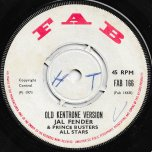 Holly Ver / Old Kent Road  - Jah Fender And Prince Buster All Stars