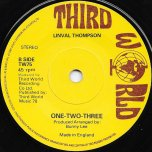 One Two Three / Turn Me Loose - Linval Thompson Actually Johnny Clarke / The Meditations