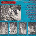 One Away Style - Various..Sugar Minott..Tristan Palma..Anthony Johnson