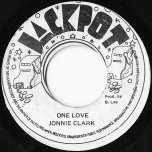 One Love / Super Gas - Johnny Clarke / I Roy