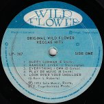 Original Wild Flower Reggae Hits - Various..Ken Boothe..Bob Andy..Tinga Stewart..Father Ho Lung