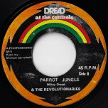 Behold Him / Parrot Jungle - Rod Taylor / Mikey Dread And The Revolutionaries