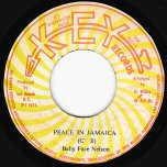 Peace In Jamaica / Jamaica Dub - Baby Face Nelson / The Revolutionaries