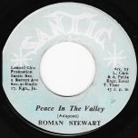 Peace In The Valley / Dub In The Valley - Roman Stewart