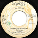 Penny For Your Dub / Your Dub Ver  - U Roy / The Charriot