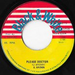 Please Doctor / Doctor Skank - U Brown / King Tubby