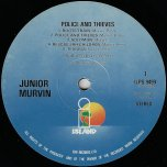 Police And Thieves - Junior Murvin