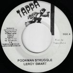 Poorman Struggle / Ver - Leroy Smart
