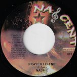 Prayer For Me / Elusive Butterfly - Nashie