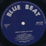 Prince Buster On Tour - Prince Buster