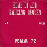 Psalm 72 / Save The Children / Modern Day Slavery - Sons Of Jah / Ranking Reuben
