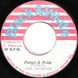 Pumps And Pride / Booby Trap Dub - Carlton Patterson / King Tubby