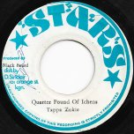 Quarter Pound Of Ichens / Ishan Ver - Tappa Zukie / Blackbeard All Stars