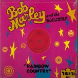 Rainbow Country / Rhythm Track - Bob Marley And The Wailers