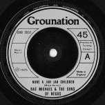 None A Jah Jah Children / Glory Dawn - Ras Michael And The Sons Of Negus