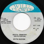 Rasta Country / National Item Dub - Keith Hudson