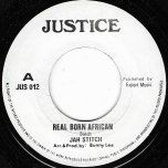 Real Born African / African Love Deal - Jah Stitch / Jackie Mittoo and The Aggrovators