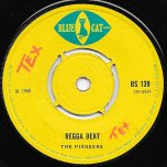 Reggae Beat / Miss Eve AKA Sweet Deceiver - The Pioneers